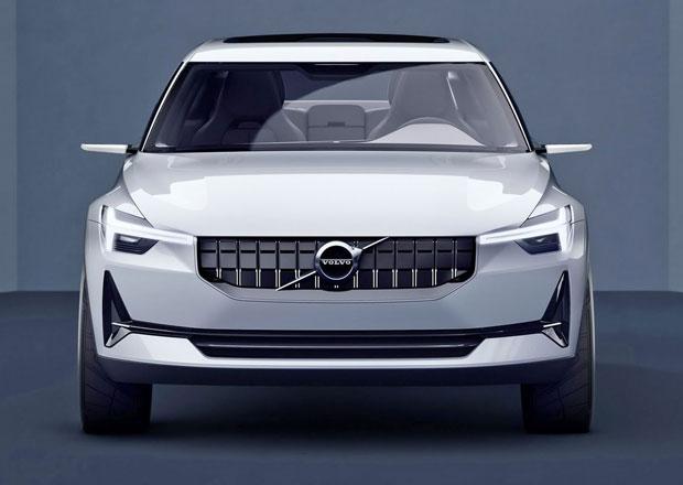 Volvo: Nic menšího než řada 40 nebude