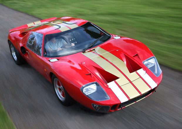 Le Mans Coupe Ltd láká neúspěšné zájemce o Ford GT
