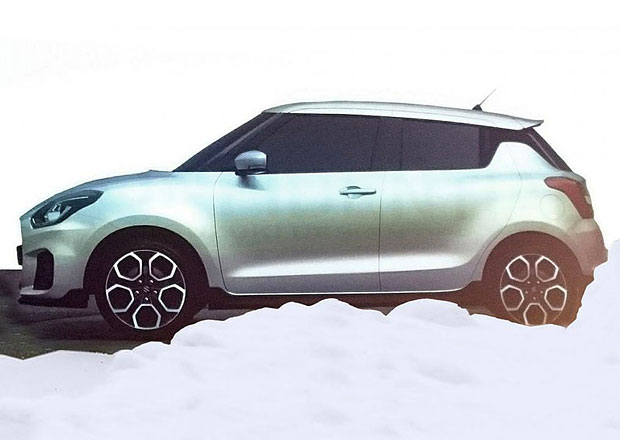 Suzuki Swift Sport dostane v příští generaci turbomotor