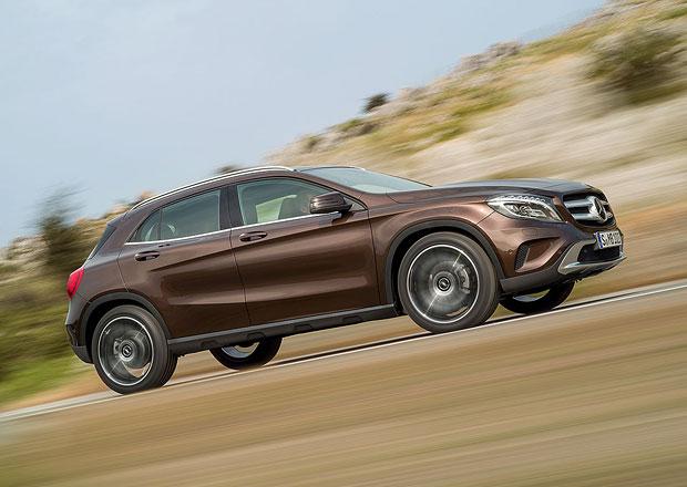 Mercedes-Benz třídy GLB? Ano, je to možné...
