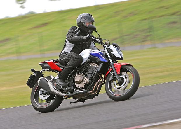 Honda CB500F: Hodná a nenáročná