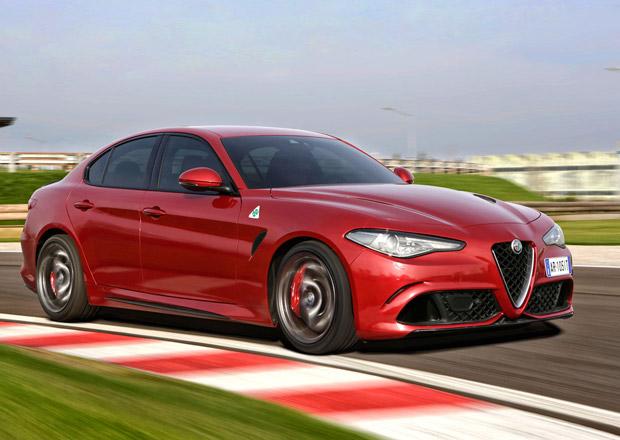 Alfa Romeo Giulia: Známe kompletní český ceník!
