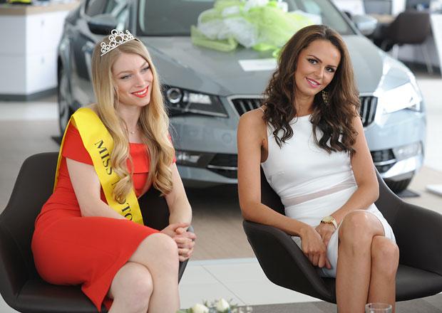 Supermiss 2015 a Miss Motorsport 2015: Máme rády velká auta