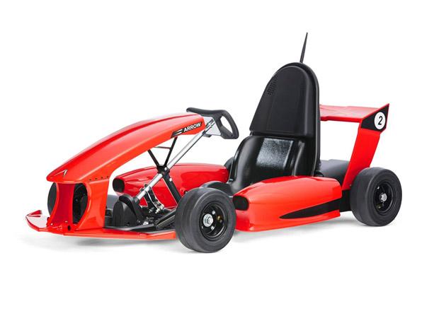 Arrow Smart-Kart: Chytrá elektrická kára pro děti