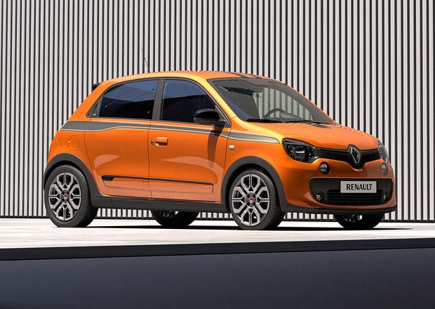 Ostrý Renault Twingo oficiálně. Jmenuje se GT, má 110 koní a manuál!
