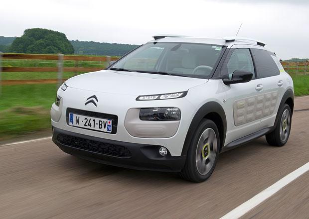 Citroën Advanced Comfort Lab: Francouzi se hydrauliky nevzdávají