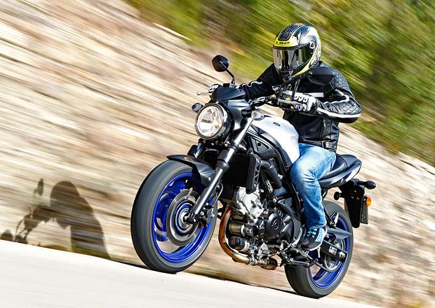 Suzuki SV650/A: T�et� generace z�bavy nastupuje (+video)