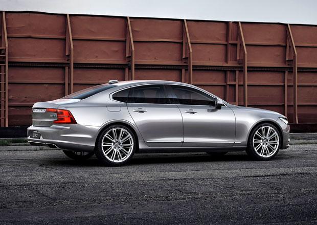 Doplňky Polestar Performance také pro Volvo S90 a V90. Zatím pouze s motorem D5