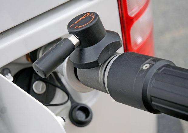 Počet stanic na zemní plyn v ČR vzrostl meziročně téměř o 50 procent