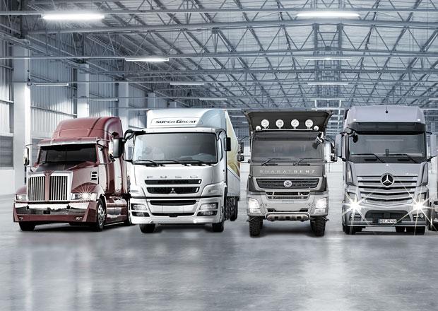 Daimler Trucks a jeho blízká budoucnost