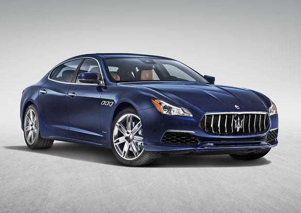 Maserati Quattroporte: Čtyřdveřový trojzubec přiostřil hrany