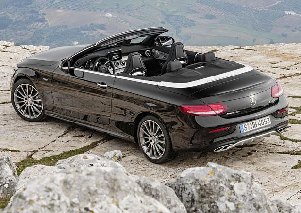 Mercedes-Benz C kabriolet odhaluje �esk� ceny. Pod milion se nevejde