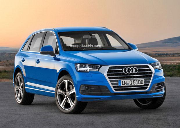 Nové Audi Q5 dorazí s lehčí konstrukcí. Sportovní SQ5 dostane elektrický kompresor