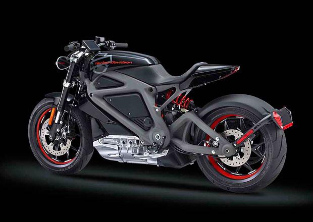 Harley-Davidson: Elektrické motorky do pěti let