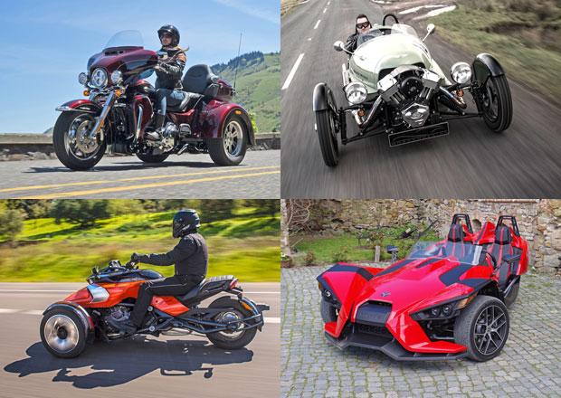 Tři kola pro sportovce i cestovatele (velká fotogalerie + video)