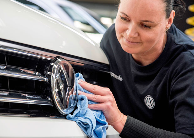Odbyt koncernu Volkswagen se v květnu vrátil k růstu