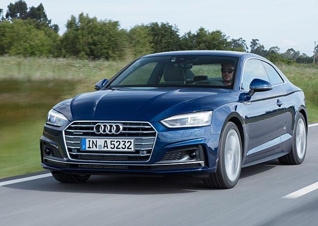 První jízdní dojmy: Nové Audi A5 jezdí s 2.0 TFSI opravdu parádně