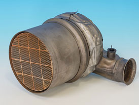Benzinov� motory Volkswagenu dostanou filtr pevn�ch ��stic