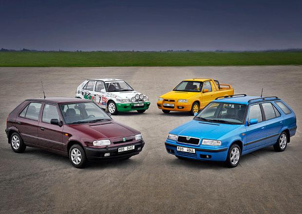 Poslední Škoda Felicia byla vyrobena před 15 lety