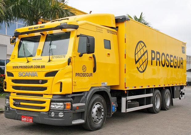 Scania: Obrněná vozidla pro brazilský Prosegur