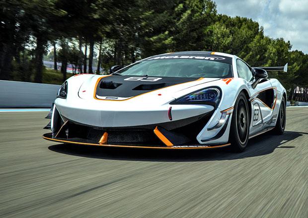 McLaren 570S Sprint: �ist� okruhov� z�le�itost (+video)