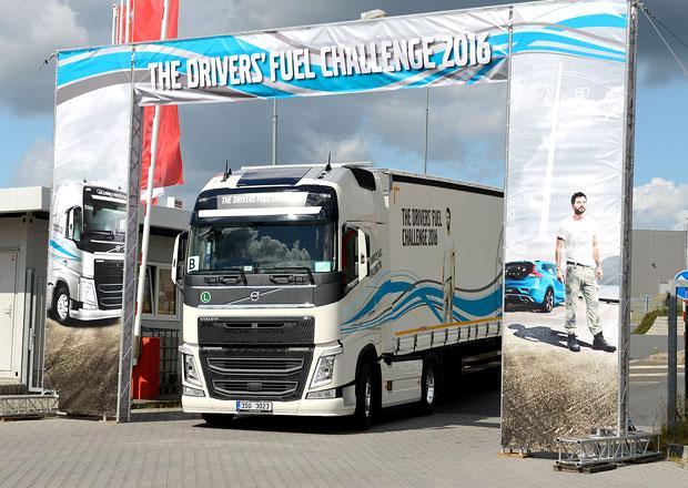 Volvo Trucks The Drivers´ Fuel Challenge má vítěze národního kola
