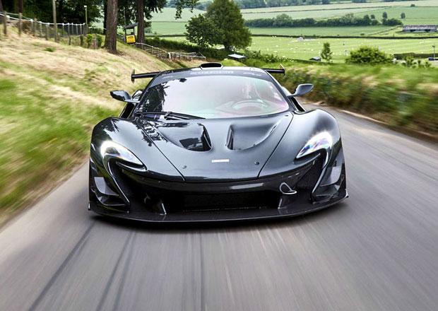 McLaren P1 LM: Silničního GTR se zrodí pět kusů