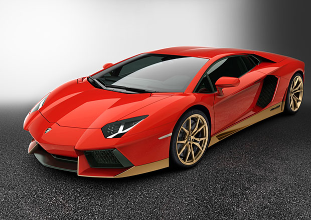 Lamborghini Aventador Miura Homage: Na počest legendárního klasika
