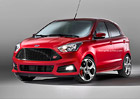 Ford Ka+ ST: L�bila by se v�m mal� st�ela s ov�lem na kapot�?