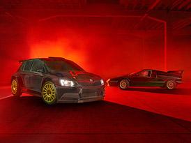 Škoda Motorsport vzdá na Rally Bohemia hold kultovnímu feratu