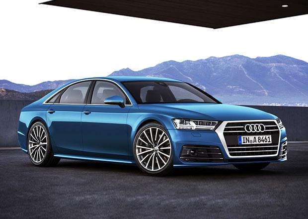 Audi A8: Takto vypadá nová generace očima nezávislého grafika