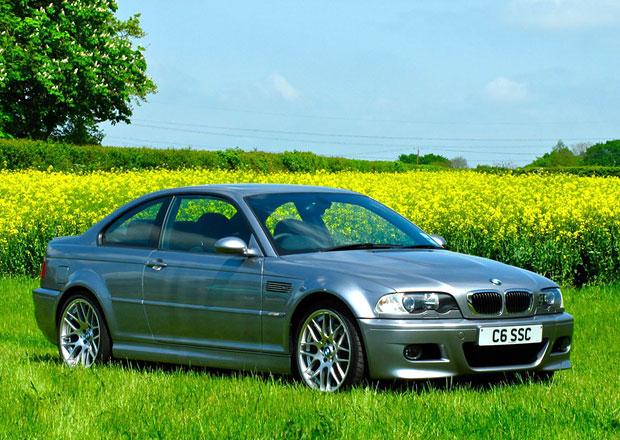 BMW M3 CS generace E46: Britsk� Clubsport za 782 tis�c korun...