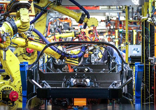 General Motors investuje do v�robn�ho podniku Corvette