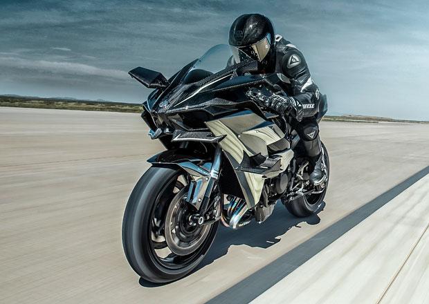 Kawasaki Ninja H2R a Kenan Sofuoglu cht�j� poko�it 400 km/h