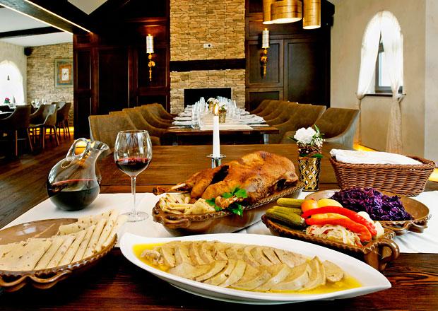 Dovolená na Slovensku: Gastronomie