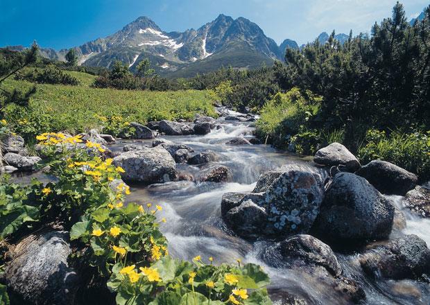 Dovolená na Slovensku: Národní parky