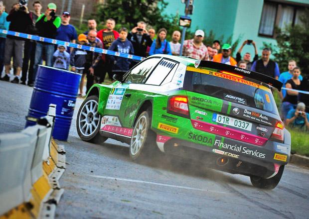 Racing 21 na Rallye Bohemia: Roli navigátora si vyzkouší hokejista Jan Hejda
