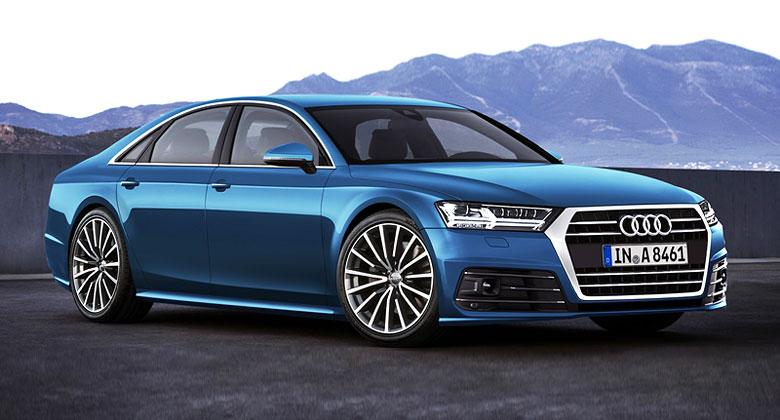 Nové Audi A8 dorazí ještě letos. Zvládne jezdit samo, má to ale háček...