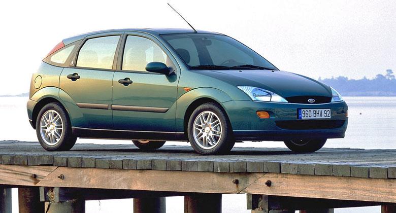 Evropsk� Automobily roku: Ford Focus (1999)
