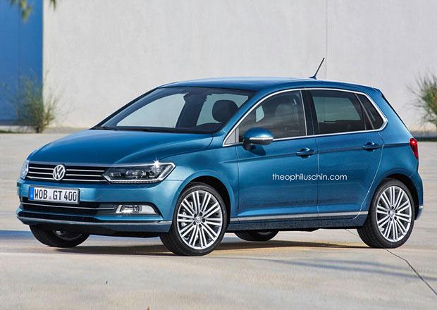 Dostane nový Volkswagen Polo příď z passatu?