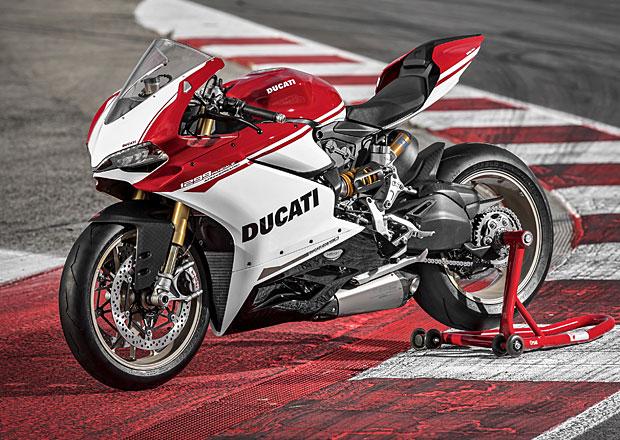 Ducati 1299 Panigale S Anniversario: Dárek k výročí značky (+video)