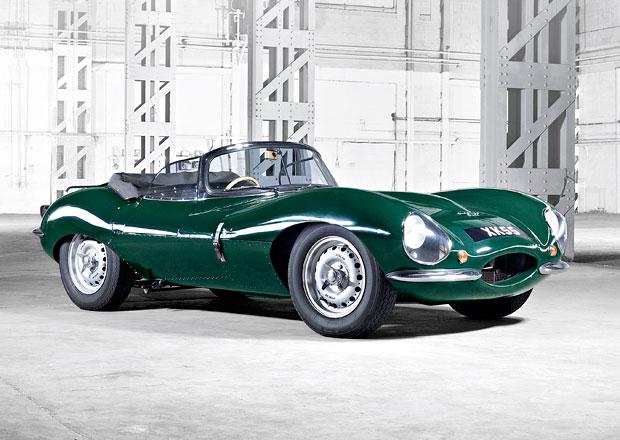 Jaguar Classic oznamuje premi�ry XKSS a Lightweight E-Type