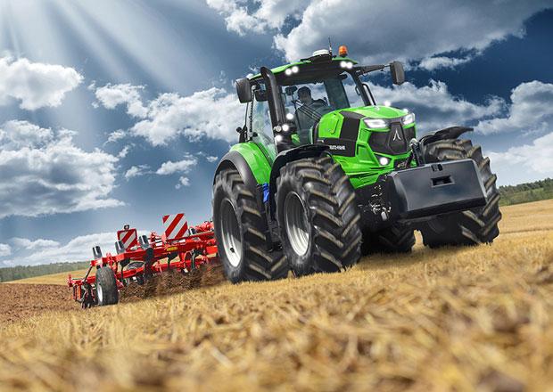 Deutz-Fahr: Nov� generace traktor� �ad 6 a 7