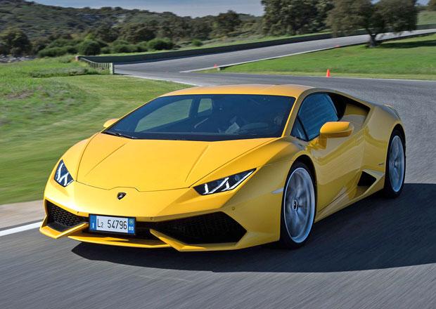 Lamborghini prodalo nejvíce aut v historii, statistiky vede Huracán