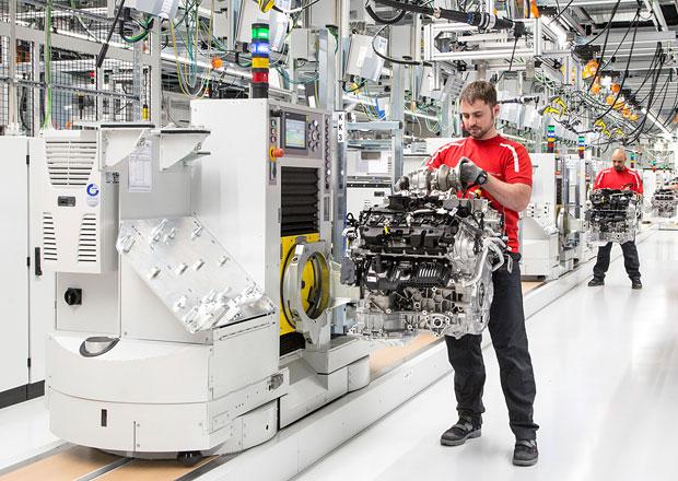 Porsche otevírá nový závod na výrobu osmiválců