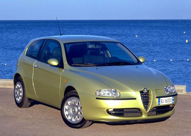 Evropské Automobily roku: Alfa Romeo 147 (2001)