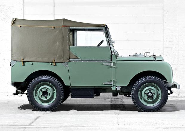 Land Rover Defender se možná vrátí v původní podobě