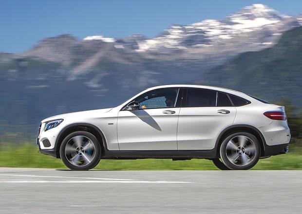 Mercedes-Benz GLC Coupé: První jízdní dojmy