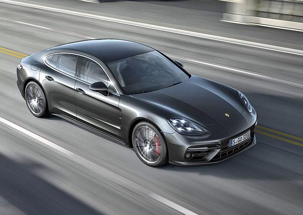 Porsche Panamera: Ceny druhé generace začínají na 3,2 milionu Kč