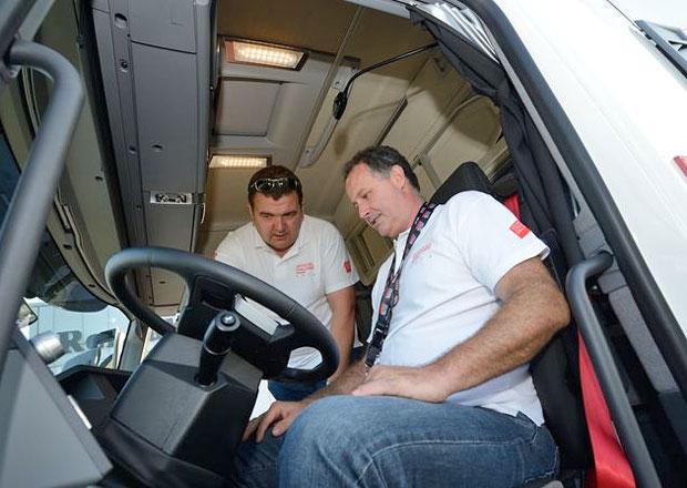 Renault Trucks v �esk� republice pro�kolil p�es 300 �idi��